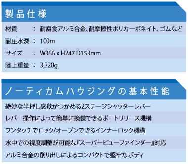 1DXMKⅡ-仕様